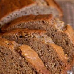 Heavenly Banana Bread | lifemadesimplebakes.com