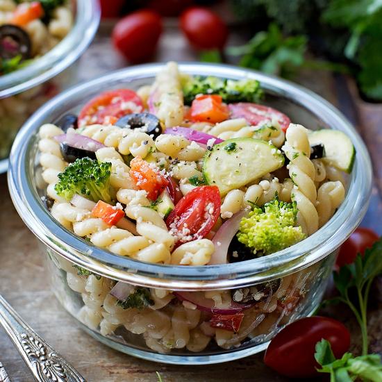 Pasta Salad Recipe Vegetarian