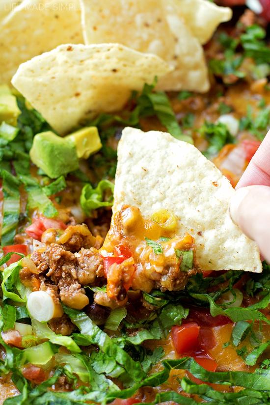Easy Taco skillet