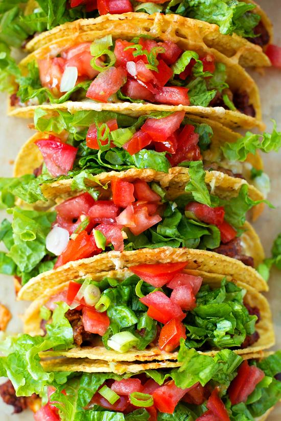 Turkey Black Bean Tacos
