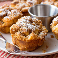 French Toast Muffin Cups   lifemadesimplebakes.com