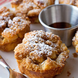 French Toast Muffin Cups | lifemadesimplebakes.com