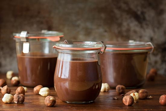 Healthier Homemade Nutella | lifemadesimplebakes.com