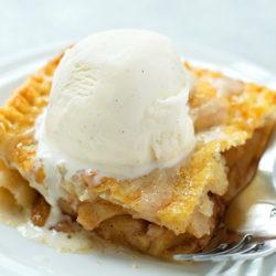 Apple Slab Pie | lifemadesimplebakes.com