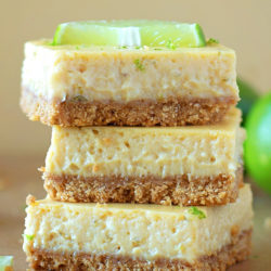 Key Lime Pie Bars | lifemadesimplebakes.com