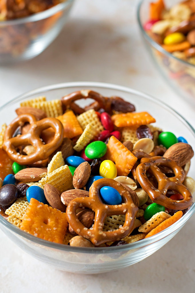 After School Snack Mix | lifemadesimplebakes.com