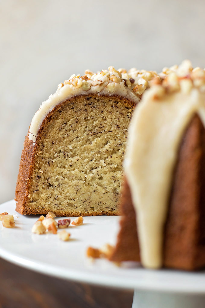 Best Ever Banana Bundt Cake   lifemadesimplebakes.com
