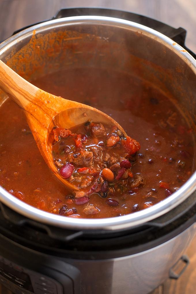 Instant Pot Chili Recipe Life Made Simple
