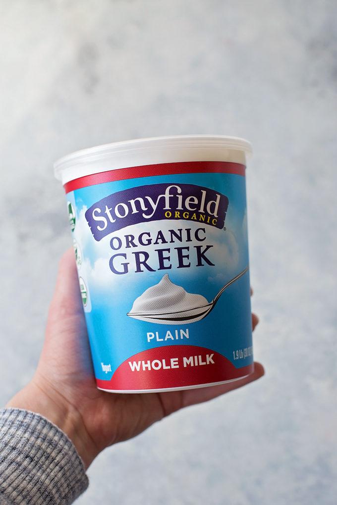 Instant Pot Greek Yogurt Cheesecake   lifemadesimplebakes.com