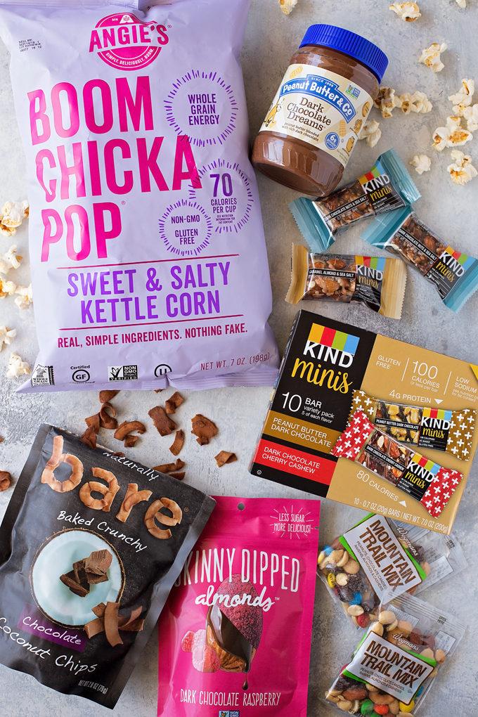 Healthier Grab and Go Snacks for Kids | lifemadesimplebakes.com