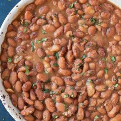 No Soak Instant Pot Pinto Beans | lifemadesimplebakes.com