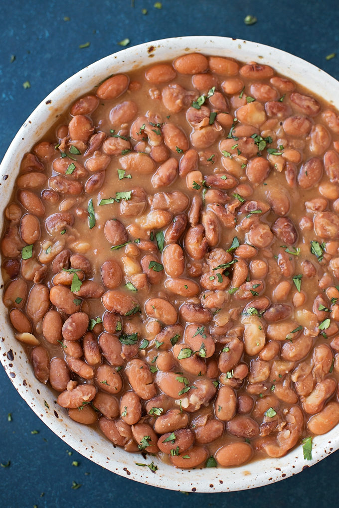 Instant Pot Pinto Beans No Soak Life Made Simple Bakes