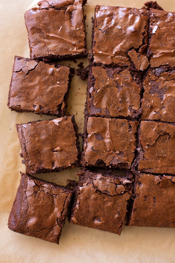 Chewy Brownies Dairy Free Life Made Simple