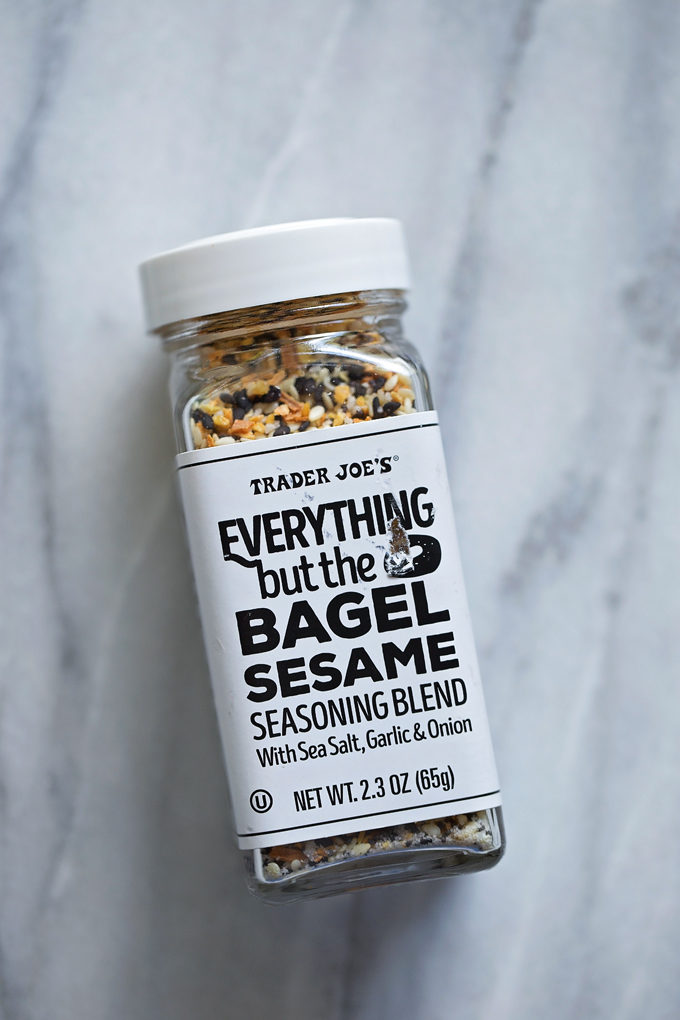 Everything bagel seasoning for everything bagel pretzels. | lifemadesimplebakes.com