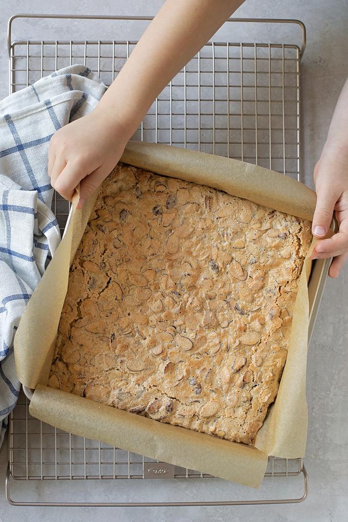 Baked Swedish Visiting Cake recipe