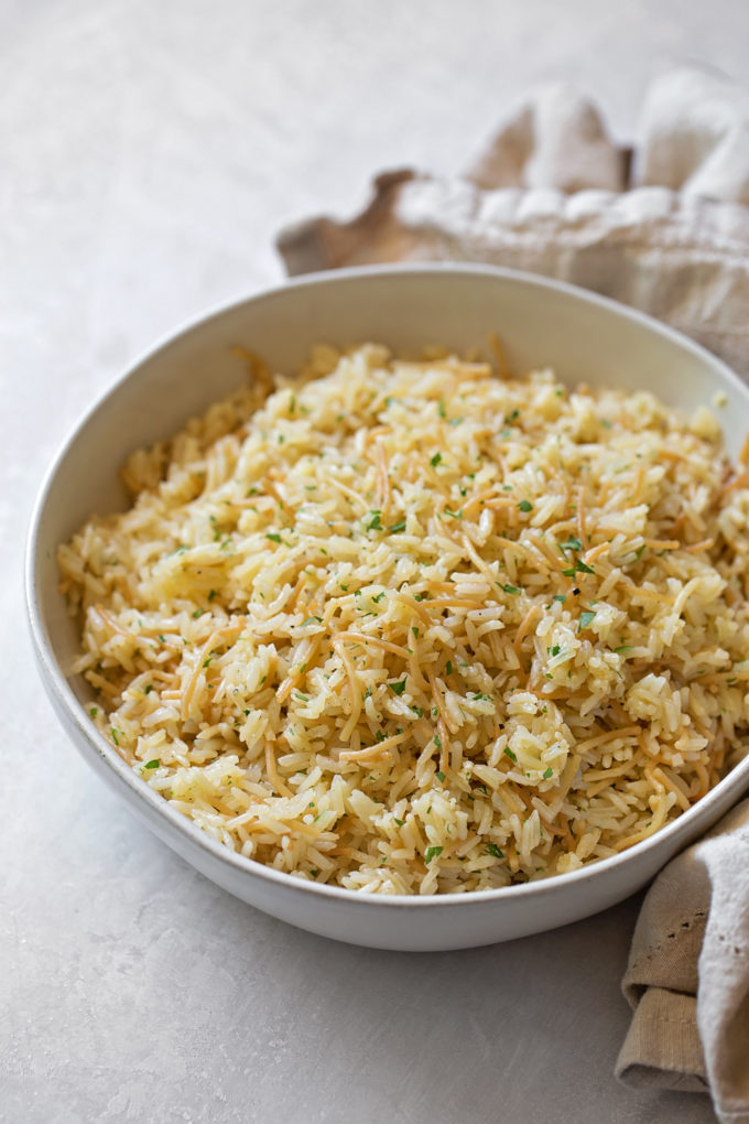 instant pot rice pilaf  life made simple