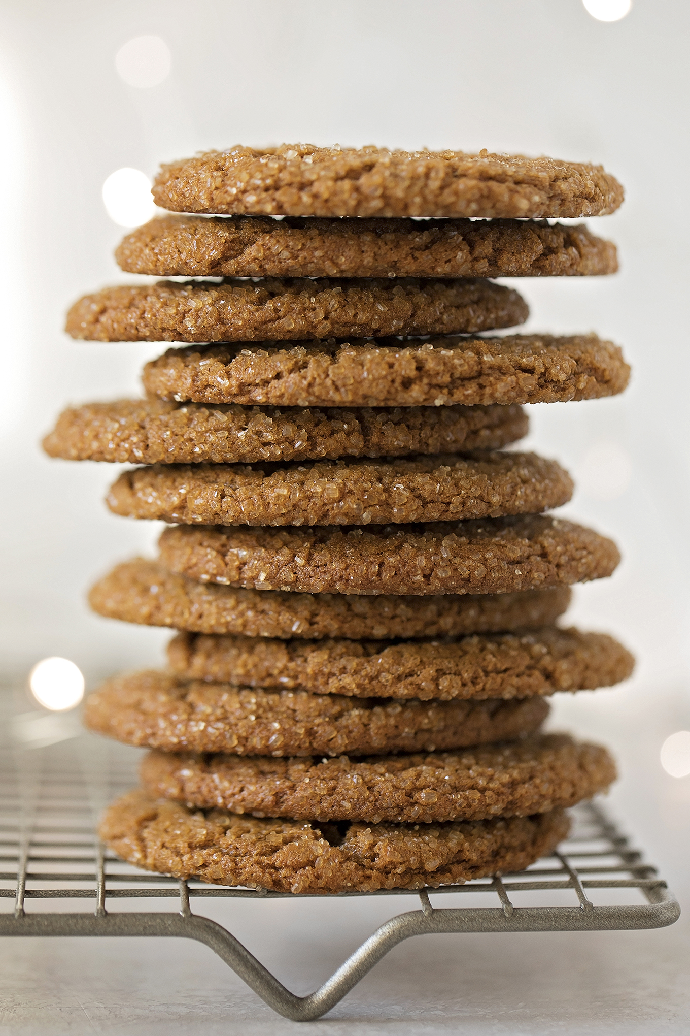 Ginger Molasses Cookies Soft Chewy Life Made Simple