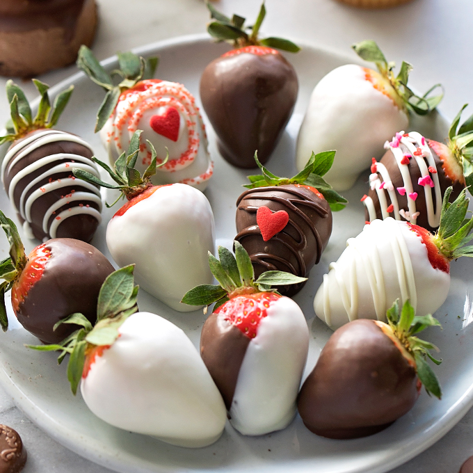 How To Make Chocolate Covered Strawberries Life Made Simple