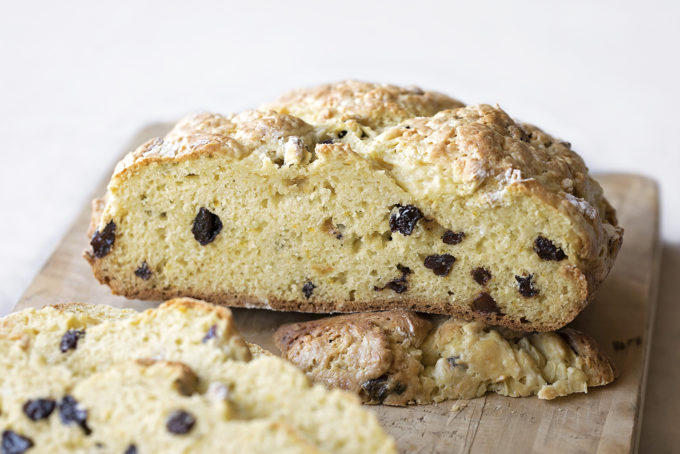 Irish soda bread is quick, easy and perfect for St. Patrick's Day.