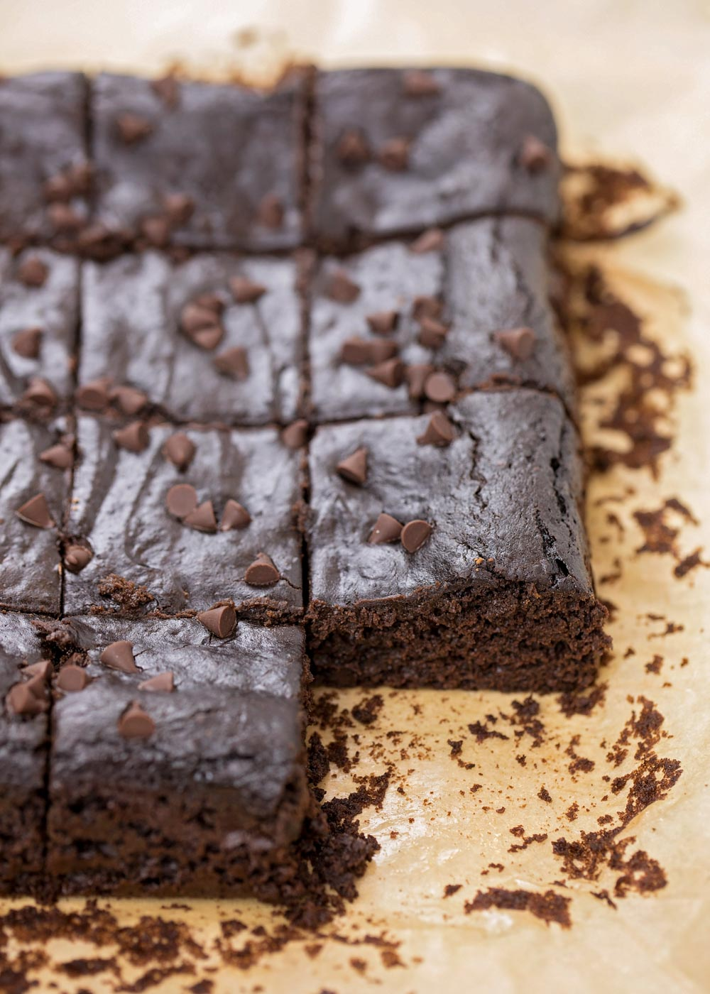 Flourless Black Bean Brownies Gluten Free Life Made Simple Bakes