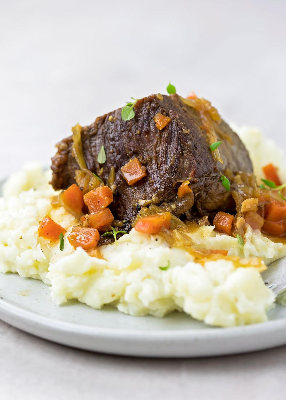 Instant Pot short ribs recipe
