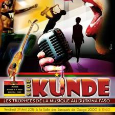 Kundé d'Or: la grande messe ce vendredi