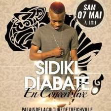 Sidiki Diabaté en concert à Abidjan le 07 Mai prochain