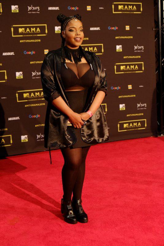 La chanteuse sud africaine Shekinah