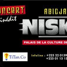 Niska annoncé à Abidjan pour un concert