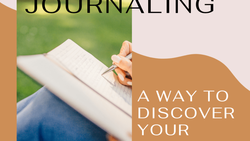 Mindful Journaling – explore this new adventure to good Mental health