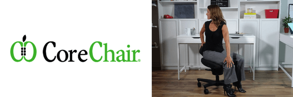 Active Sitting with CoreChair