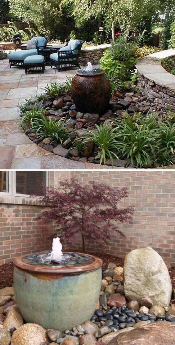 Идеи садового декора своими руками