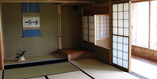 интерьер в японском стиле 2