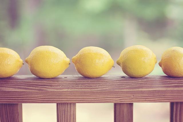 lemons for health