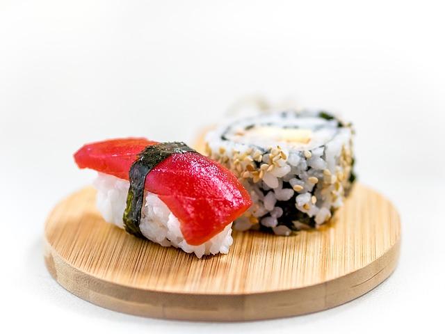 sushi types
