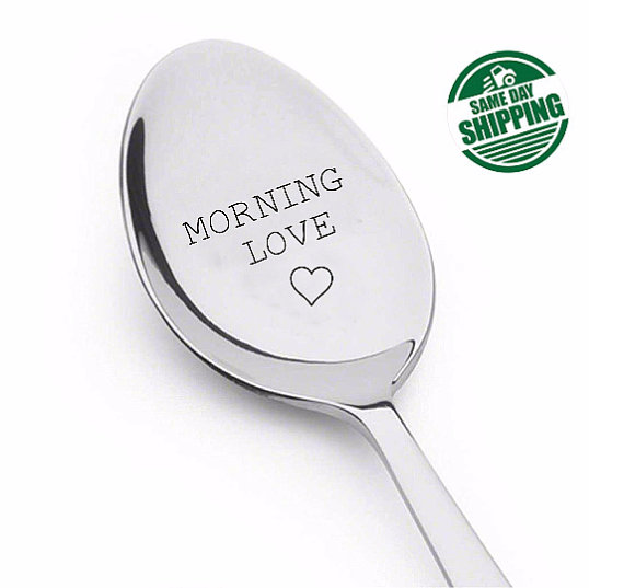Morning-love Spoon