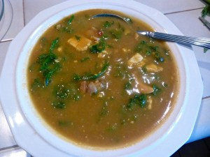 Tuna and Bean Soup
