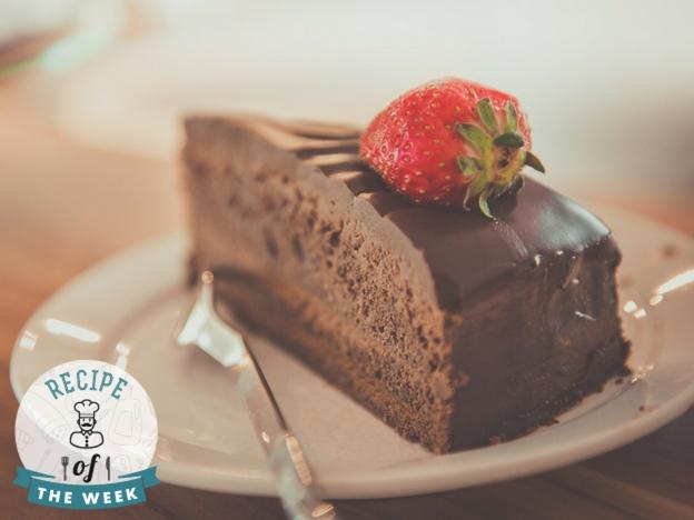 Velvet chocolate cake recipe