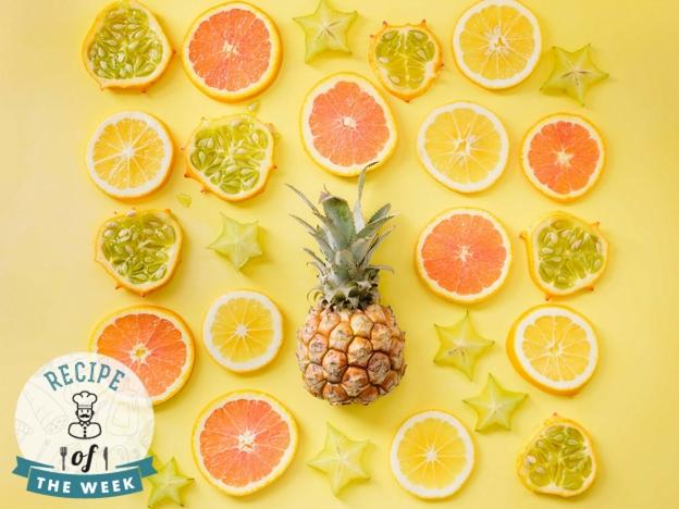 Honey Fruit Salad Recipe