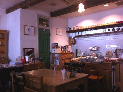 上越高田のGo's Cafe (ゴーズカフェ)でドライカレーとコーヒーをいただく2