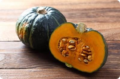 丸ごと レンジ かぼちゃ