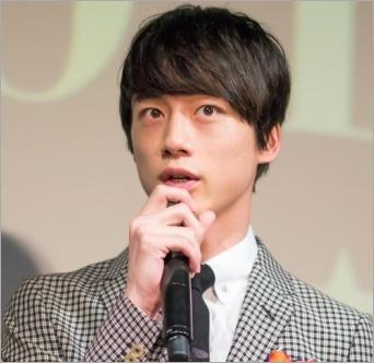 坂口健太郎のプロフィール画像