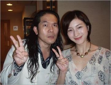 広末涼子とキャンドルジュン