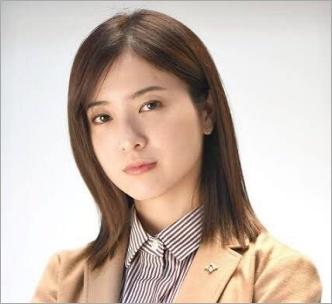 吉高由里子のプロフィール画像