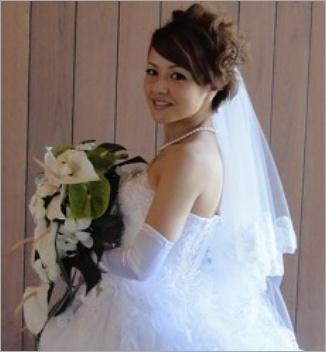 中澤裕子の結婚画像