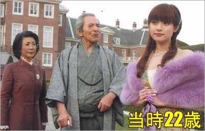 深田恭子 顔の変化 富豪刑事