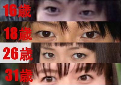 collage多部未華子目