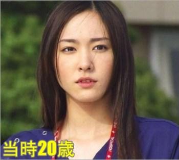 新垣結衣 顔の変化 コードブルー