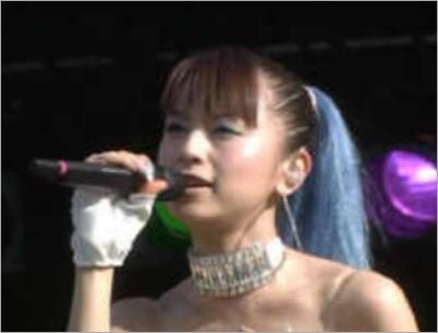 鈴木亜美がanationに出演