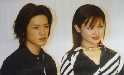 滝沢秀明と深田恭子
